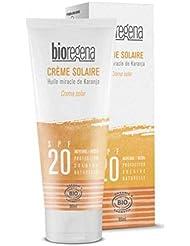 Crème solaire SPF 20 pour peaux mates - Bioregena BIO