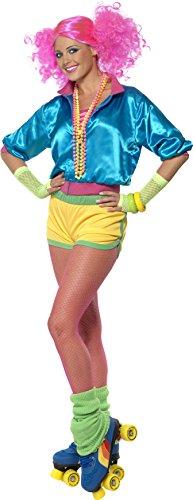 80s Roller Skater Girl Costume