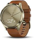 GARMIN Hybrid-Smartwatch VivomoveTM HR Premium 010-01850-05