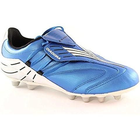 Diadora - Botas de fútbol para hombre Azul azul