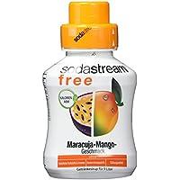 Sodastream  Free - die kalorienarme Erfrischung mit Maracuja-Mango, 2er Pack (2 x 375 ml)