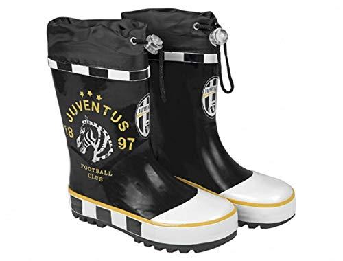 JUVENTUS TURIN Wellington Boots with Drawstring Juve Rain Boots