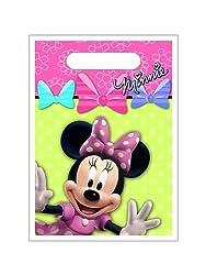 Hallmark 221984 Disney Minnie Mouse Bow-tique Treat Bags