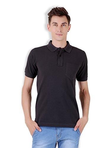 Tapasya Slate Polo T-Shirt