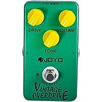 A1840Joyo JF-01'Vintage' para pedal de overdrive con True Bypass, calidad Interruptor