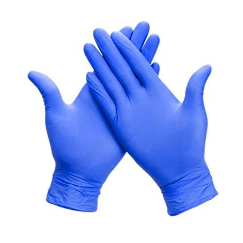 Moligh doll 20 Teile/Los Einweg Handschuhe Latex Reinigung Lebensmittel Handschuhe Universal Haushalt Garten Reinigungs Handschuhe Wohnungs Reinigung Gummi M