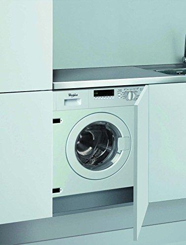 Whirlpool AWOE7143 Built-In Washing Machine - White
