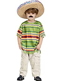 Little Amigo Costume - Small (Ages 4-6)