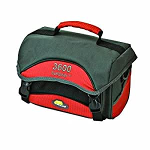 "Plano 3600 Soft Sider Rec Bag 11"" x 7.5"" x 8"" - An Adjustable Shoulder Strap"