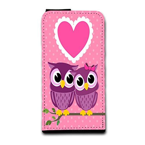 Flip Style vertikal Handy Tasche Case Schutz Hülle Foto Schale Motiv Etui für Apple iPhone 4 / 4S - V2 Design4 Design 9