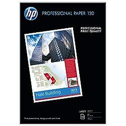 HP - CG969A - Papier brillant laser professionnel 120 gsm - 250 feuilles/A3/297 x 420 mm