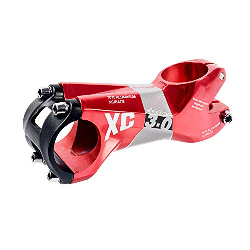 Rennrad, Mountainbike, Radfahren Lenker Zubehör Mountainbike Vorbau 28,6 31,8 80mm Aluminium Fahrrad Vorbau Kurze Lenker Vorbau Riser Ultraleicht MTB BMX DH FR Für die meisten Fahrrad, , Weitere Stile