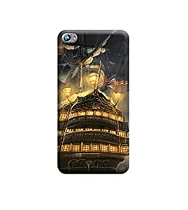 Ebby Premium 3d Desinger Printed Back Case Cover For Micromax Canvas Fire 4 A107 (Premium Desinger Case)