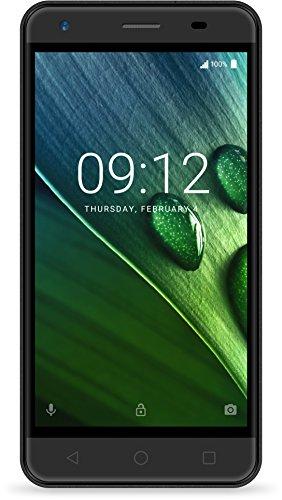 Acer Liquid Z6E Dual SIM 8GB Black - smartphones (12.7 cm (5