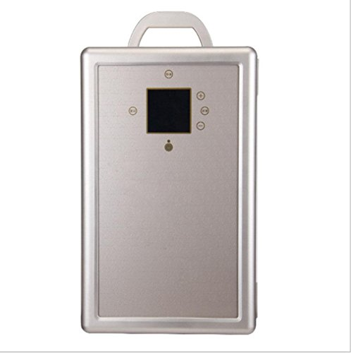 Preisvergleich Produktbild BX Car Kühlschrank Dual - Einsatz Hochleistungsheizung Kühlschrank 16L Dual - Core - Lcd - Kühlschrank , Gold,gold