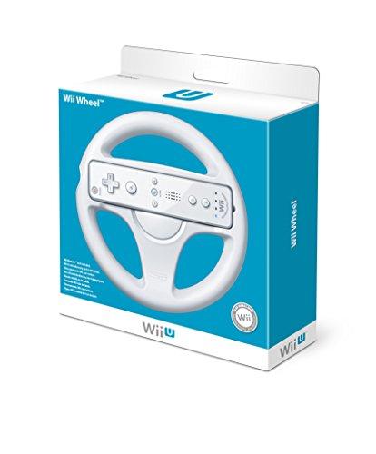 Nintendo - Volante (Nintendo Wii U), color blanco