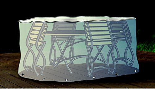 beo 980364 Schutzhüllen für Sitzgruppe oval 230 cm