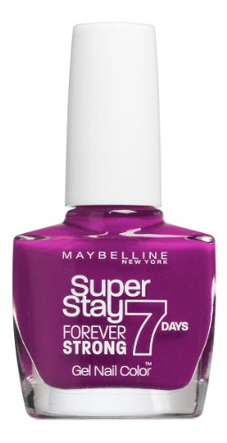 Berry Stain (Maybelline New York Forever Strong 230 Berry Stain, 10 ml)