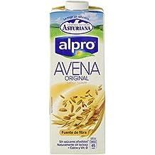 Central Lechera Asturiana Bebida de Avena - Paquete de 6 x 1000 ml - Total: