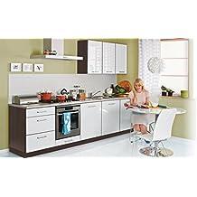 Suchergebnis auf Amazon.de für: küche komplett ohne kühlschrank | {Günstige küchenzeilen mit elektrogeräten 29}