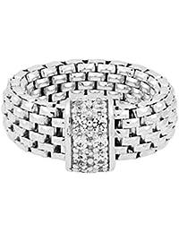 Bella Donna Damen-Ring 925 Silber