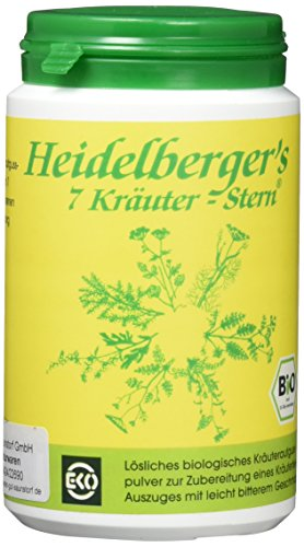 Bio Heidelbergers 7 Kräut 100 g -