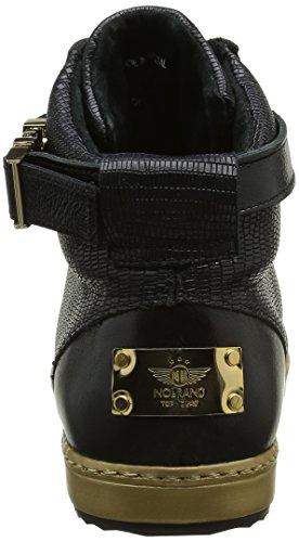 nobrand - Alfa, Stivali bassi con imbottitura leggera Donna Nero (nero)