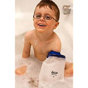 LIMBO Dusch- und Badeschutz für den ganzen Arm, Kinder, FA45, 4-5 Jahre