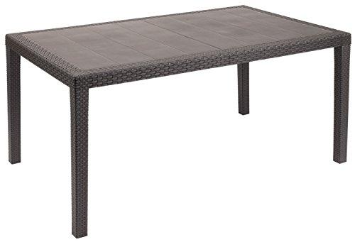 Tisch Prince 150x 90Ratt.Moka