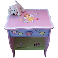 Liberty House Toys Fairy Bedside Table