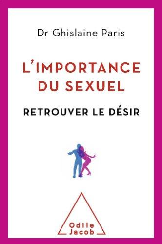 Importance du sexuel (L') (Sciences Humaines) par Ghislaine Paris