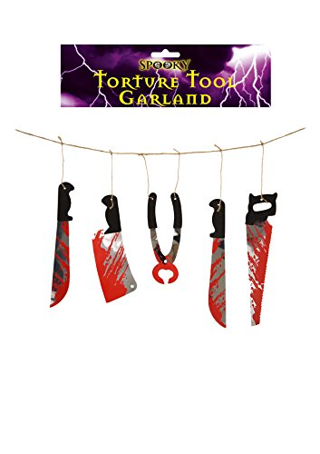 Decoración Halloween Torture Garland (1.8m)