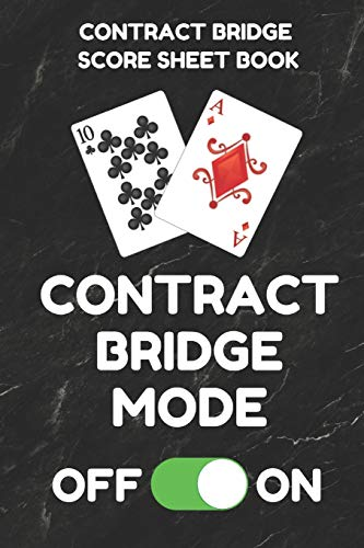 Bridge Card Game Book