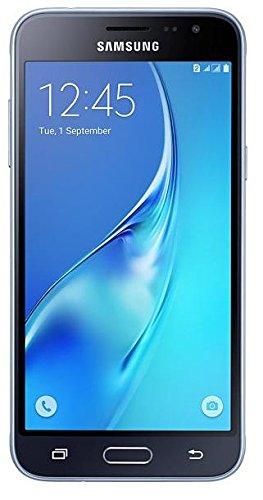 Samsung SM-J320FZKDXEO Galaxy J3 2016 Dual Sim LTE Smartphone (12,7 cm (5 Zoll, Android), 8GB, Android) schwarz