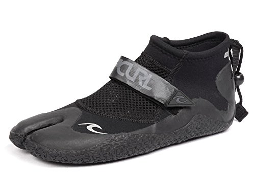 RIP CURL 1.5MM Dawn Patrol Reefer Low Split Toe Shoes WB00AT Boot/Shoe Size UK - UK Size 4