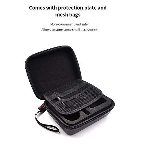Mini Handheldtasche, CHshe Mini Tragbare Handtasche Wasserdicht Anti-Fall Pu Tragetasche Aufbewahrungstasche Für Osmo Action 4K-Kamera Zubehör - Nike Herren Lager