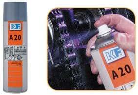 CRC KF KF6096 GRAISSE GRAPHITE MoS2 - 400 ml