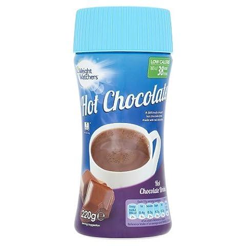 Weight Watchers Hot chocolate drink Dose, 220 g