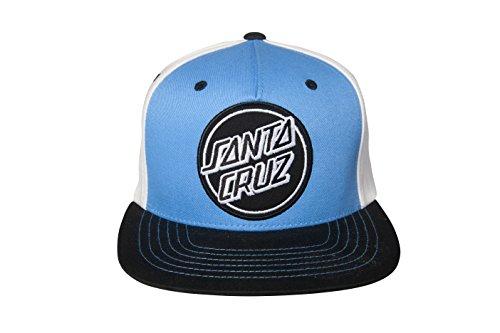 santa-cruz-reverse-dot-cap-blue-cyan-sizeone-size