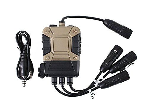 z-tactical-pro-radio-ptt-schwarz-tan-wasserdicht-nach-ipx4-z119