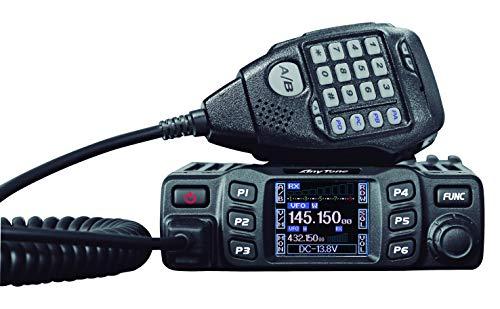 Anytone AT-778UV Dual Band Mobile Receiver VHF/UHF, 144-146/430-440 MHz -  Black