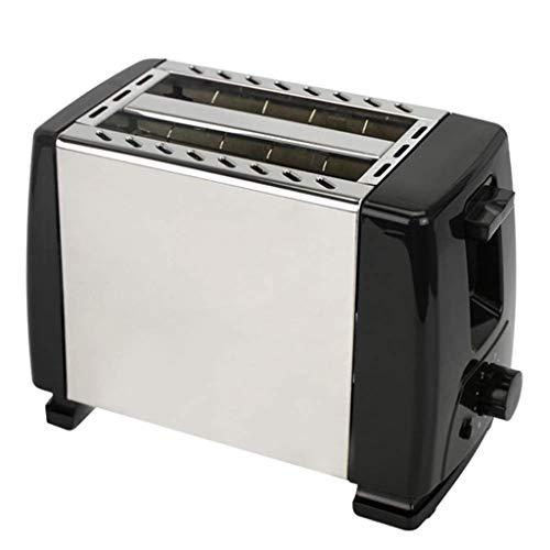Mbbj multifunzione automatico tostapane casa in acciaio inox 7 modalità di controllo browning colazione macchina utensile da cucina