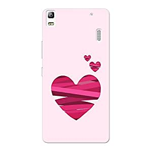 Mobile Back Cover For Lenovo A7000 (Printed Designer Case)