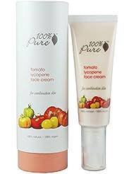 Lycopène de tomate bio hydratant visage