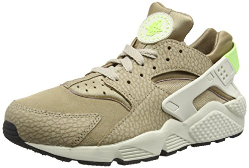 Nike Herren Air Huarache Premium Laufschuhe, Beige (Desert Camo/String/Ghost Green/Sea Glass), 44 EU