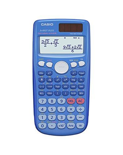 Abbildung: Casio fx-85gtplusblue Wissenschaftlicher Taschenrechner