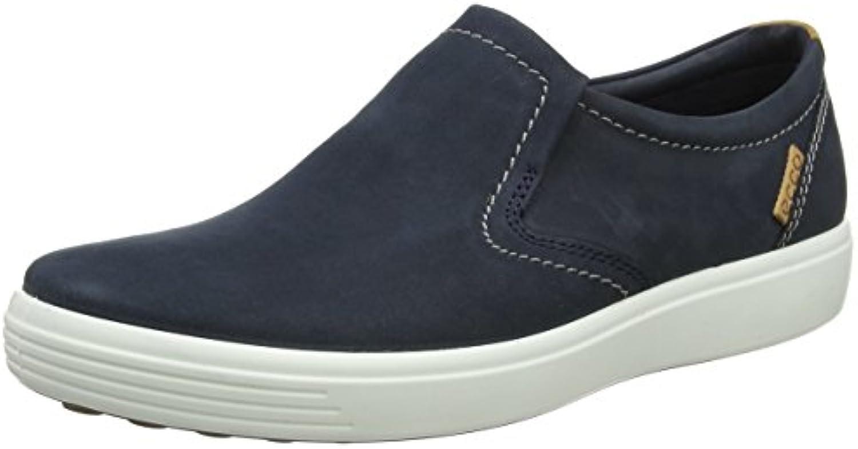 Ecco Herren Soft 7 Men's Slip on Sneaker