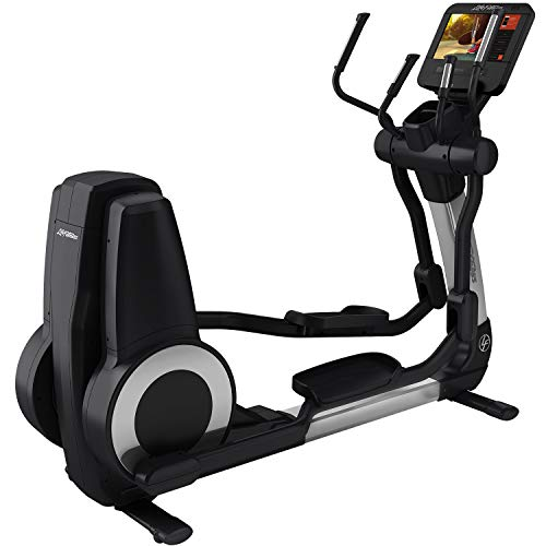 Life Fitness Elevation Series Cross Trainer with SE3HD Console - Arctic Silver