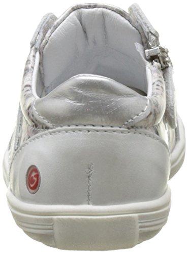 GBB Parthenia, Sneakers Fille Gris (Vtv GRIS-IMPRIME DPF/Cuba)