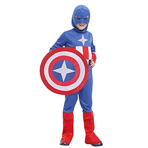 Captain America Cosplay Günstige Halloween Kostüme für (Captain Kostüme Für America Frauen)